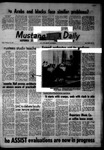 Mustang Daily, February 28, 1969