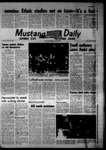 Mustang Daily, March 5, 1969