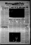 Mustang Daily, April 2, 1969