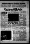 Mustang Daily, April 9, 1969