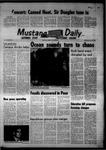 Mustang Daily, April 16, 1969