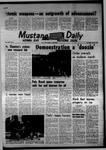 Mustang Daily, April 23, 1969