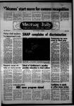 Mustang Daily, May 2, 1969