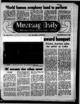 Mustang Daily, May 7, 1969
