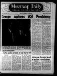 Mustang Daily, May 9, 1969