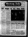 Mustang Daily, May 16, 1969