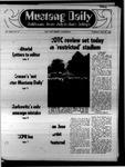 Mustang Daily, May 20, 1969