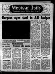 Mustang Daily, May 23, 1969