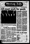 Mustang Daily, September 26, 1969