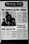 Mustang Daily, October 3, 1969