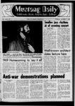 Mustang Daily, October 7, 1969
