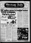 Mustang Daily, October 17, 1969