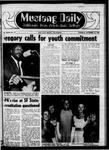 Mustang Daily, October 21, 1969