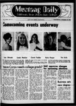 Mustang Daily, October 29, 1969