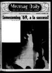 Mustang Daily, November 5, 1969