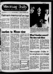 Mustang Daily, November 7, 1969