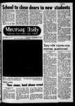 Mustang Daily, November 19, 1969