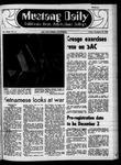 Mustang Daily, November 21, 1969