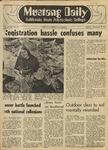 Mustang Daily, January 9, 1970
