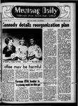 Mustang Daily, January 20, 1970
