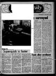 Mustang Daily, January 21, 1970