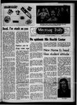 Mustang Daily, January 27, 1970