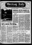 Mustang Daily, February 11, 1970