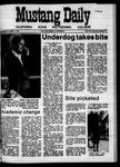 Mustang Daily, April 1, 1970