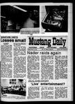 Mustang Daily, April 14, 1970