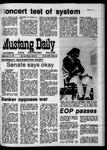 Mustang Daily, April 16, 1970