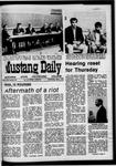 Mustang Daily, May 6, 1970