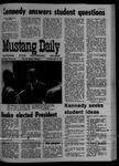 Mustang Daily, May 14, 1970