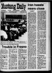Mustang Daily, May 21, 1970