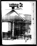 Mustang Daily, September 16, 1970