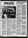 Mustang Daily, September 23, 1970