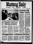 Mustang Daily, September 24, 1970