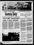 Mustang Daily, September 28, 1970