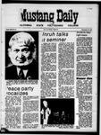 Mustang Daily, September 29, 1970