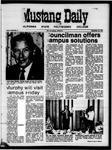 Mustang Daily, September 30, 1970