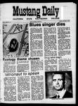 Mustang Daily, October 6, 1970