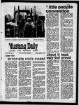 Mustang Daily, October 9, 1970