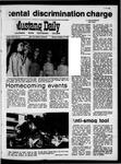 Mustang Daily, October 19, 1970