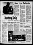Mustang Daily, October 21, 1970