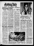 Mustang Daily, October 23, 1970