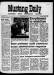 Mustang Daily, October 29, 1970