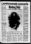 Mustang Daily, November 2, 1970