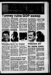 Mustang Daily, November 4, 1970