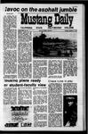 Mustang Daily, November 17, 1970