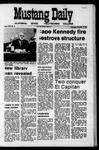 Mustang Daily, November 18, 1970