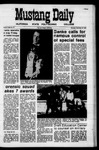 Mustang Daily, November 19, 1970
